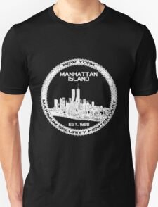 Escape From New York White T-Shirt