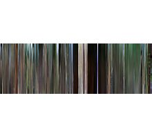 Moviebarcode: Stand by Me (1986) Photographic Print