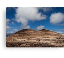 Volcanic landscape 3 Canvas Print