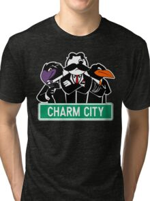 Charm City Gang Tri-blend T-Shirt