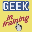 Geek In Training by RubyFox