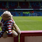 The world's smallest biggest Burnley Fan! by twinnieE
