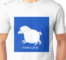 Fabulous Horse Unisex T-Shirt