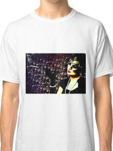 Retro Elegance Classic T-Shirt