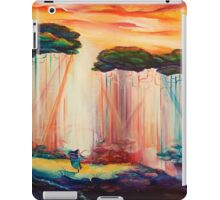 Luthien Finds Beren iPad Case/Skin