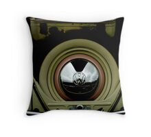 The Luggage Compartment  Throw Pillow
