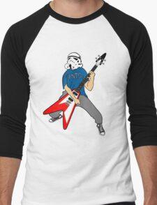 Nerd RockStar Male Men's Baseball ¾ T-Shirt