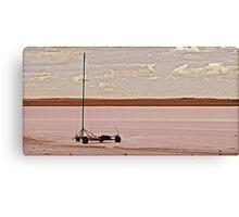Lochiel Sail Kart Canvas Print