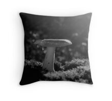 Heaven Let Your Light Shine Down Throw Pillow