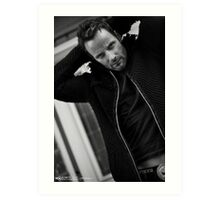 Ryan Robbins - Actors Studio Limited Edition Series Print [A1] Art Print