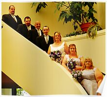 The Wedding Party Poster