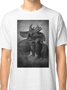Beasts of Combat: Triceratops Classic T-Shirt