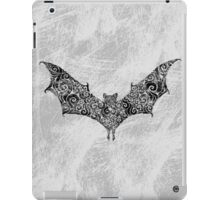 Swirly Bat iPad Case/Skin