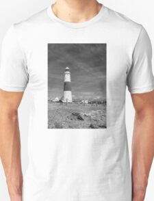 Portland Bill Lighthouse Dorset T-Shirt
