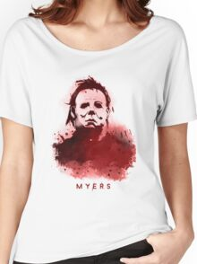 Myers Women's Relaxed Fit T-Shirt