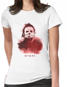 Myers Womens Fitted T-Shirt