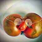Intellectual Tomato by Maria  Gonzalez