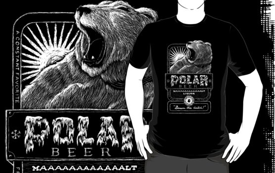 Polar Beer by ianleino