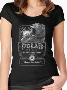Polar Beer Women's Fitted Scoop T-Shirt