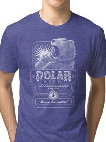 Polar Beer Tri-blend T-Shirt