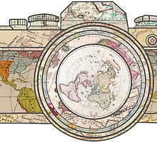 world camera by rosewelldesigns