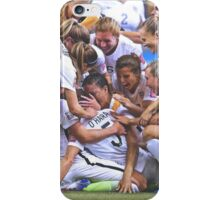 USWNT Celebration iPhone Case/Skin
