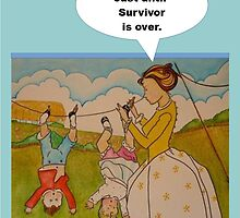 """Anti-""""Helicopter Parenting"""" for Survivor by TippyToes"""