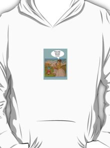 """Anti-""""Helicopter Parenting"""" for Survivor T-Shirt"""