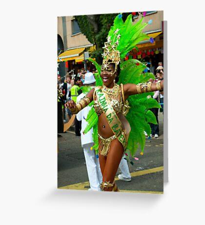 Carnival! Greeting Card