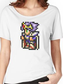 Cecil Harvey (PLD) sprite - FFRK - Final Fantasy IV (FF4) Women's Relaxed Fit T-Shirt