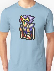 Cecil Harvey (PLD) sprite - FFRK - Final Fantasy IV (FF4) T-Shirt