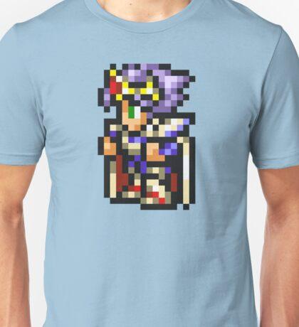 Cecil Harvey (PLD) sprite - FFRK - Final Fantasy IV (FF4) Unisex T-Shirt