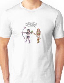 Codex to Tinkerballa Unisex T-Shirt