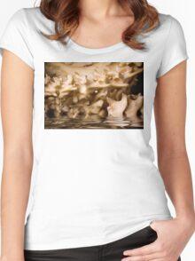 Water Bones Women's Fitted Scoop T-Shirt
