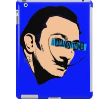 Surrealism is him iPad Case/Skin