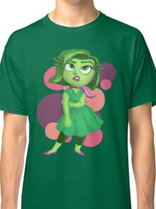 Disgust: Inside Out Classic T-Shirt