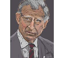 Prince Charles Photographic Print