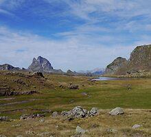 Pic Du Midi D Ossau by Graham Povey