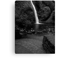 Water Falls ~ Part One Canvas Print
