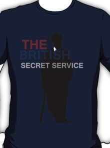 Mycroft Holmes- British Secret Service T-Shirt