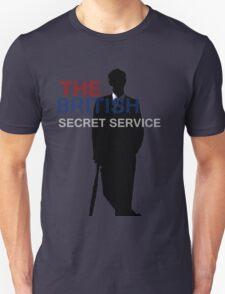 Mycroft Holmes- British Secret Service Unisex T-Shirt