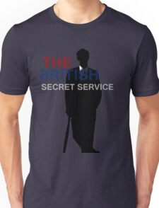 Mycroft Holmes- British Secret Service Unisex T-Shirt