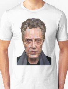 CHRISTOPHER WALKEN SUICIDE KINGS GRAPHIC ART PORTRAIT T SHIRT Unisex T-Shirt