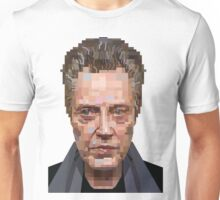 CHRISTOPHER WALKEN SUICIDE KINGS GRAPHIC ART PORTRAIT T SHIRT Unisex T-Shirt