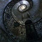 Forgotten Staircase by JBlaminsky