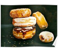 Sugar High...Doughnuts.. Poster