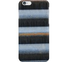 Rusted Steel Sheeting iPhone Case/Skin