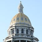 State Of Colorado Dome by Dean Mucha