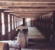 Bourbon Barrels Sticker