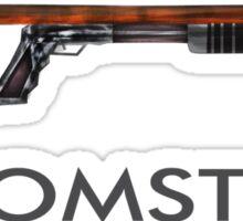 Boomstick M.D. Sticker